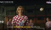 Trải nghiệm 'viên ngọc bích' châu Âu cùng đội tuyển bóng đá Croatia