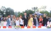 Hari Won, H'Hen Niê tuyên truyền chống tảo hôn tại Hà Giang