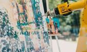 Robot hợp sức… vẽ tranh cùng họa sĩ