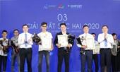 """Dùng AI bảo vệ bản quyền âm nhạc, sinh viên giành giải Xuất sắc """"HAI-2020"""""""
