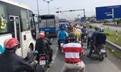 Người lao động đổ về Sài Gòn sau kỳ nghỉ Tết