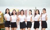 Dàn người đẹp Hoa hậu Việt Nam đồng hành cùng Tiền Phong Golf Championship 2020