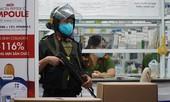 Hàng trăm cảnh sát khám xét nhà thuốc tây lớn nhất ở Đồng Nai