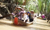 Bến Tre bắt tay Trà Vinh mở tuyến du lịch sông nước hữu tình
