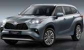 Toyota Highlander thế hệ mới ra mắt thị trường châu Âu