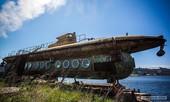 Vẻ đẹp khó tin của tàu ngầm du lịch Liên Xô từng khiến phương Tây nghi ngờ, khiếp vía