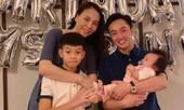 """Khán giả """"tan chảy"""" trước hành động dịu dàng mà Đàm Thu Trang dành cho con riêng của chồng"""