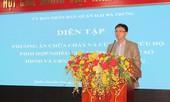 Ông Nguyễn Quang Trung làm Chủ tịch UBND quận Hai Bà Trưng