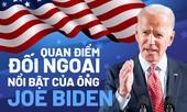 Quan điểm đối ngoại nổi bật của ông Joe Biden