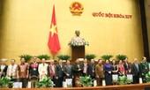 Chủ tịch Quốc hội gặp mặt đoàn đại biểu Đại hội toàn quốc các dân tộc thiểu số Việt Nam