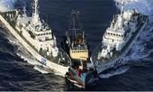 Hoàng Sa 15/7: Tàu Trung Quốc tăng áp sát, uy hiếp tàu Việt Nam