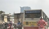 Những 'con đường đau khổ' đầy khói bụi ở Hà Nội