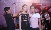 Hà Hồ, Hương Hồ 'đọ' vẻ sành điệu trên ghế nóng X Factor