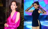 Mai Phương Thuý mặc váy cổ chữ V gợi cảm, Võ Hoàng Yến diện áo dài cách tân lạ mắt