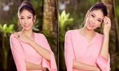 Hà Kiều Anh đẹp miễn chê với sắc hồng, 'mỹ nhân không tuổi' Giáng My cũng phải khen ngợi