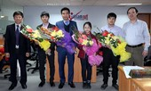 Bốn đề cử Gương mặt trẻ Việt Nam tiêu biểu 2014 giao lưu trực tuyến