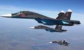 Mỹ ngăn không quân Nga tấn công IS ở 'chảo lửa' Al-Bukamal?