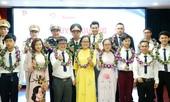 Tuyên dương 10 Gương mặt trẻ Việt Nam tiêu biểu năm 2019