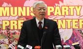 Quốc tế chúc mừng Đại hội Đảng, Tổng Bí thư