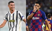 Chia tay Barca, Suarez tới Juventus đá cặp với Ronaldo