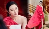 Phạm Băng Băng nổi bật khi diện váy xẻ tà, khoe vai trần nuột nà