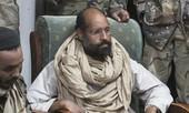 ICC sẽ xét xử con trai ông Gaddafi ngay tại Libya