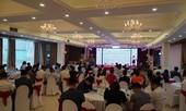 Hàng trăm khách hàng tham dự Lễ ký kết phân phối, mở bán dự án NTHome Phương Canh