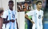 Ngôi sao Pogba gây sốc khi mặc áo tuyển Argentina