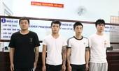 Trục xuất 4 người Trung Quốc nhập cảnh trái phép