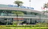 Đóng cửa sân bay Thọ Xuân và Vinh do bão số 7