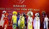 15 thí sinh vào bán kết Hoa khôi Sinh viên Việt Nam 2018