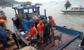 Quảng Nam: Tàu chở hàng bục khoang máy, 10 thuyền viên thoát chết