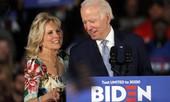 Người có thể sắp là Đệ nhất Phu nhân của Nhà Trắng tiết lộ lý do khiến bà lấy ông Biden