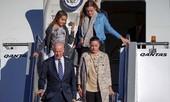 """Dàn """"hoa hậu"""" nhà Biden: 4 cô cháu gái vừa đẹp vừa giỏi của ông Joe Biden"""