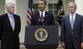 THẾ GIỚI 24H: Ba cựu Tổng thống Mỹ sẽ tiêm vaccine COVID-19 công khai