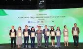 HDBank giành được 'cú đúp' doanh nghiệp niêm yết xuất sắc