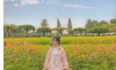 """Học viện Nông nghiệp Việt Nam sở hữu không gian tràn ngập sắc hoa, tha hồ """"sống ảo"""""""