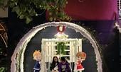 """Đại học Thăng Long ngập tràn không khí Giáng sinh sớm, hội sinh viên tha hồ """"sống ảo"""""""