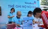 VietinBank độc quyền Top-up tự động, rải mưa quà tặng tại Sóng Festival