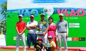Hai anh em golfer tài năng dự Tiền Phong Golf Championship 2020