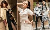 """""""Best Street Style"""" ngày 1: Người đẹp chuyển giới Lương Mỹ Kỳ xuất hiện thanh lịch bất ngờ"""