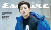 """Ji Chang Wook đẹp trai """"vi diệu"""" trên bìa tạp chí Esquire Hồng Kông nhưng có gì đó sai sai"""