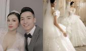 Ảnh cưới của Bùi Tiến Dũng - Khánh Linh: Bộ váy cô dâu khiến dân mạng choáng ngợp!