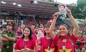 Những bóng hồng 'bùng cháy' cùng cầu thủ U23 Việt Nam