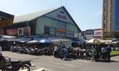 Trưởng ban quản lý chợ Kim Biên bị nam bảo vệ đâm chết
