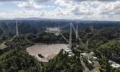 Siêu kính viễn vọng đổ sập sau nhiều thập kỉ săn tín hiệu ngoài hành tinh