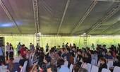 Hàng trăm khách hàng tiếp tục vây dự án Đa Phước để đòi quyền lợi