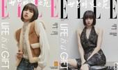 """Lisa (BLACKPINK) tiếp tục hứng """"gạch đá"""" chỉ vì bìa báo Elle Trung Quốc số cuối năm"""