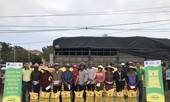 Hỗ trợ 280 tấn phân bón Phú Mỹ cho bà con vùng bão lũ miền Trung