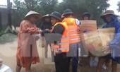 Biên phòng Quảng Trị vượt lũ cứu dân và đỡ đẻ sản phụ